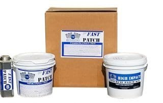 V-8 Concrete Floor Patching Products