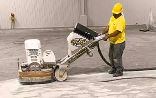 Coating removal contractor West Michigan