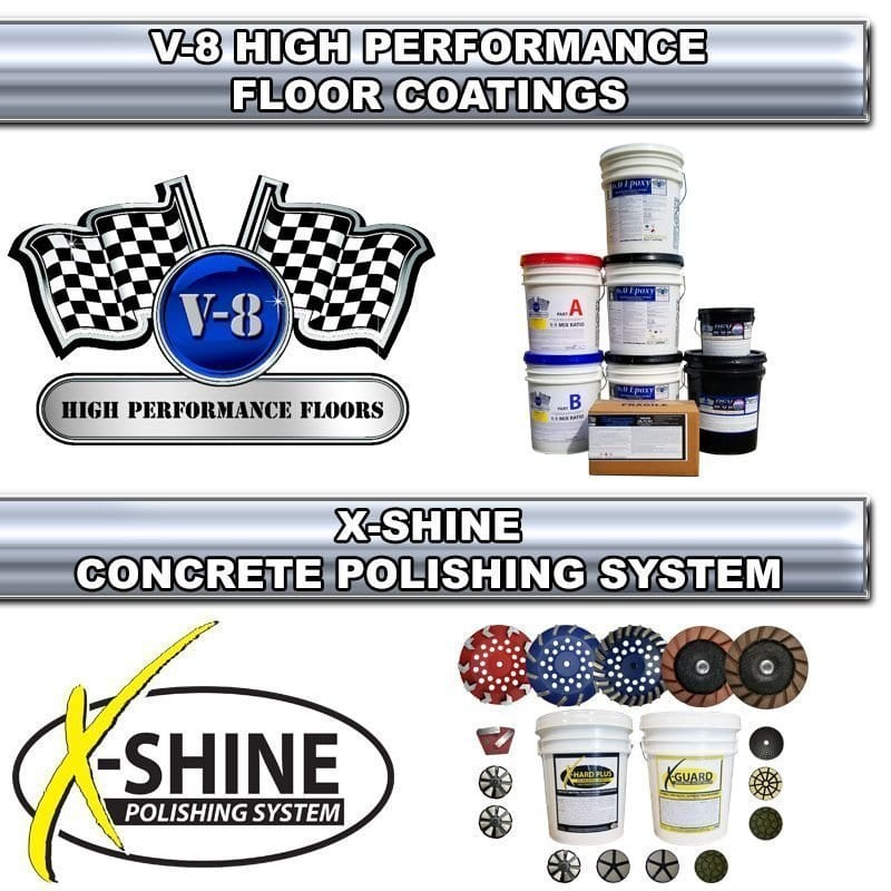 Floor Coating and COncrete Polishing Product Manufacturer