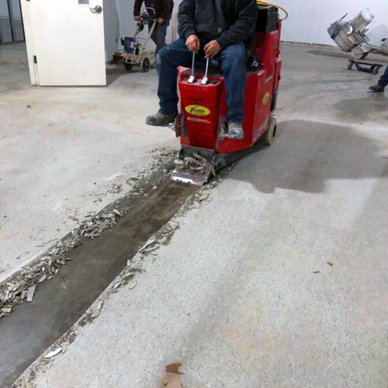 VCT Flooring Removal Grand Rapids