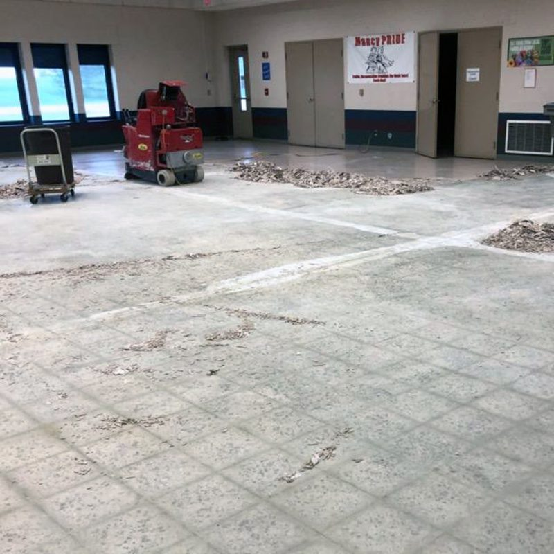 VCT Removal